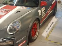 porsche 911 type 991 GT3. Pare-brise.